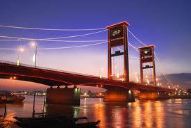 Kota Palembang Tercinta